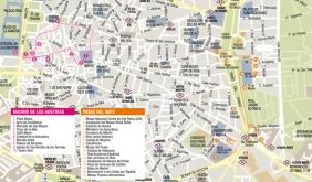 Plano Madrid