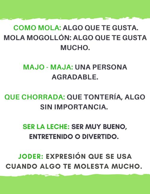 20 Modismos Españoles Que Tienes Que Conocer Madridmascercadeti
