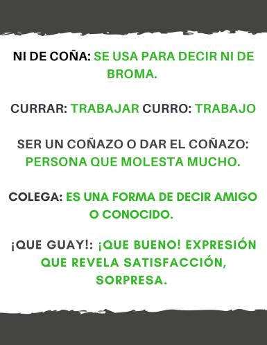 20 Modismos Españoles Que Tienes Que Conocer