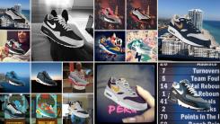 Instagram de Nike