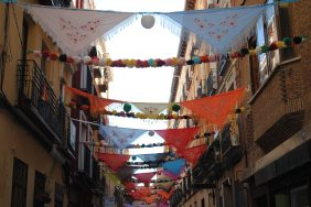 Fiesta Barrio Lavapiés