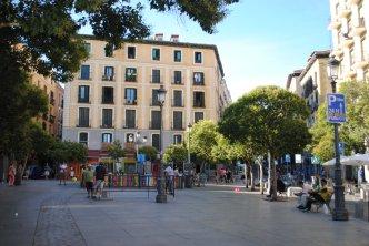 Plaza Lavapiés