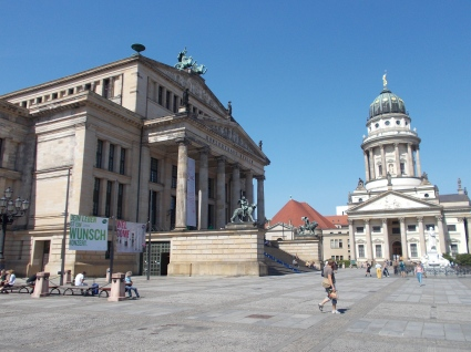 Plaza de Gerdarmenmarkt