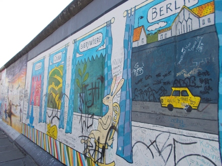 East Side Gallery 3