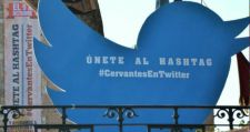 Cervantes en Twitter