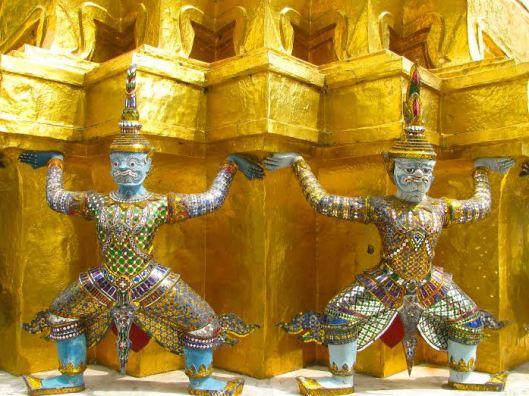 Wat Phra Kaew.