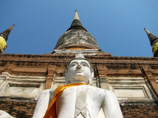 Wat Yai Chaya Mongkol. Ayutthaya