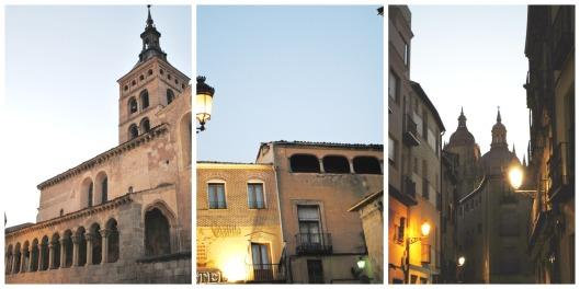 Collage ciudad